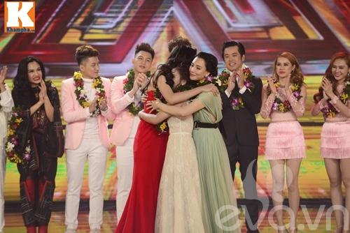"x-factor 2016: minh nhu ""vuot mat"" truong kieu diem tro thanh quan quan - 8"