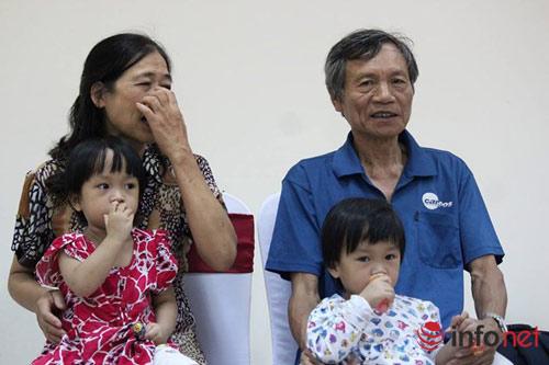 """hanh trinh quyet tam thu thai cua nu bac si """"toc bac moi co con"""" - 1"""
