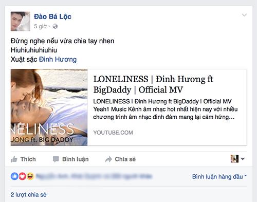 lan khue bat ngo ung ho bigdaddy 'phan boi' dinh huong - 3