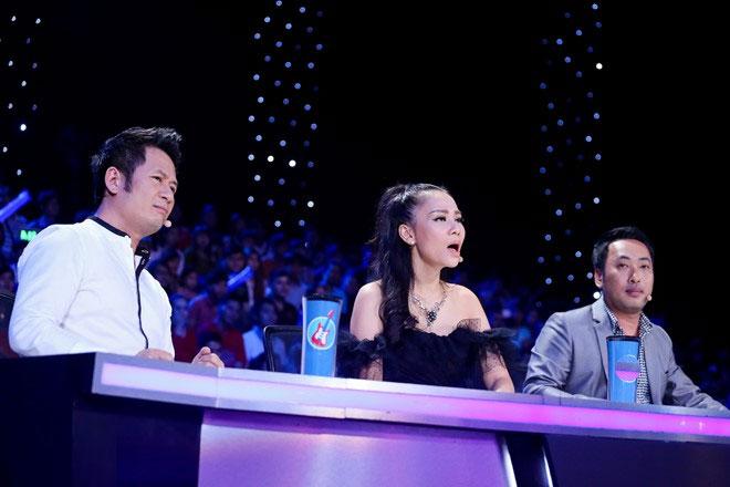 "the face da het ""tro vui"", x-factor ha man giam khao van bat dong - 2"