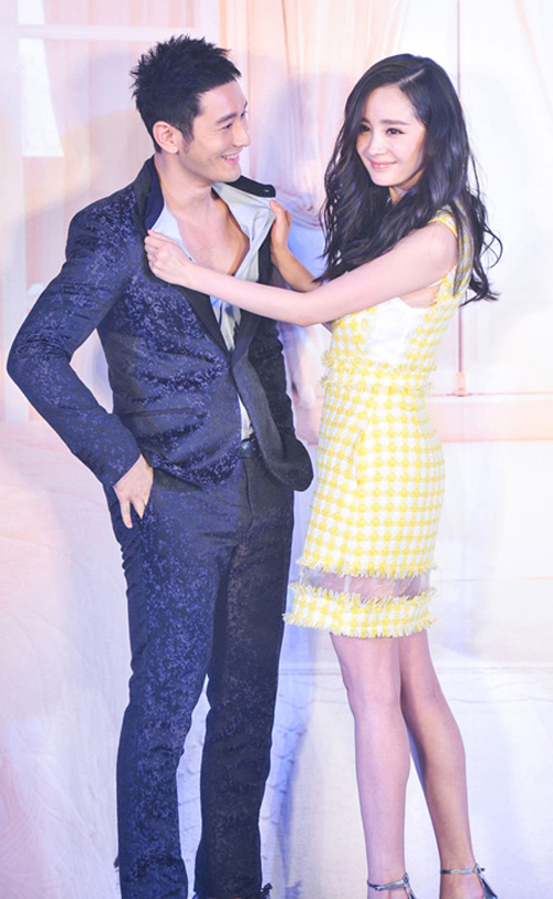 su that ve chieu cao cua huynh hieu minh, chi angelababy moi biet - 4