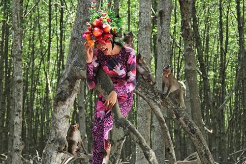 "vn next top model: on gioi, cac bo anh ""tham hoa"" da hoan toan bien mat! - 6"