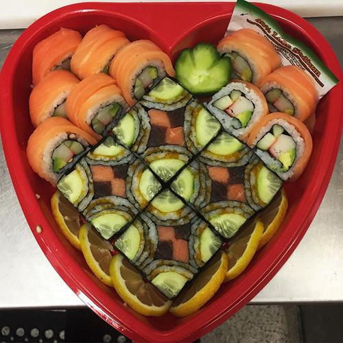 tu sushi mieng, nguoi nhat chuyen sang me man sushi ghep hinh - 5
