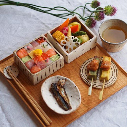 tu sushi mieng, nguoi nhat chuyen sang me man sushi ghep hinh - 6