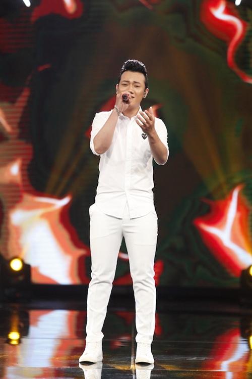 """vietnam idol: chang trai """"bun bo"""" khien giam khao tiec nuoi khi ra ve - 3"""