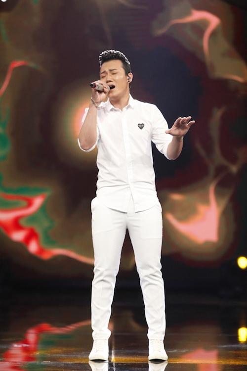 """vietnam idol: chang trai """"bun bo"""" khien giam khao tiec nuoi khi ra ve - 4"""