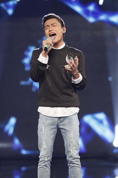 """vietnam idol: chang trai """"bun bo"""" khien giam khao tiec nuoi khi ra ve - 14"""