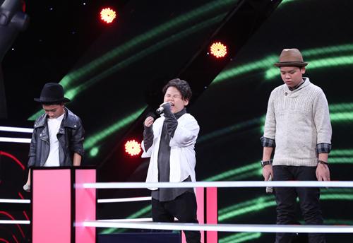 the voice kids: dong nhi cang thang doi dau noo phuoc thinh - 4