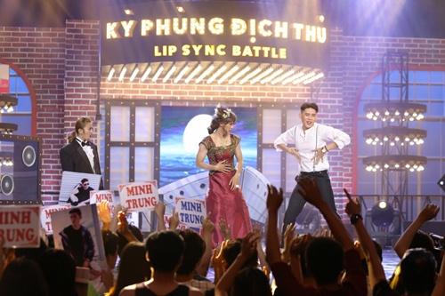 """ky phung dich thu: tran thanh goi cuu thanh vien 365 la """"hot dog"""" - 11"""