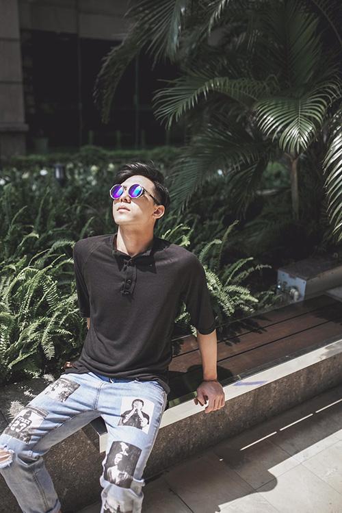 """chang trai bi an khien huong giang idol """"yeu khong hoi tiec"""" - 2"""