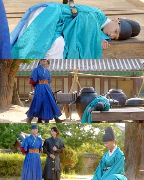 """""""may hoa anh trang"""" tap 3: kim yoo jung sung so khi biet minh dang """"choi voi ho"""" - 3"""