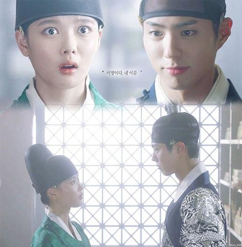 """""""may hoa anh trang"""" tap 3: kim yoo jung sung so khi biet minh dang """"choi voi ho"""" - 9"""