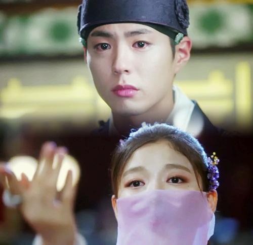 Mây Họa ánh Trăng Tập 4: Kim Yoo Jung đẹp Tựa Nữ Thần Với