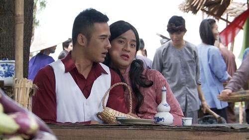 """ai my nhan"": thuy diem doi lot ao, cao mat bo nhi luong the thanh - 3"