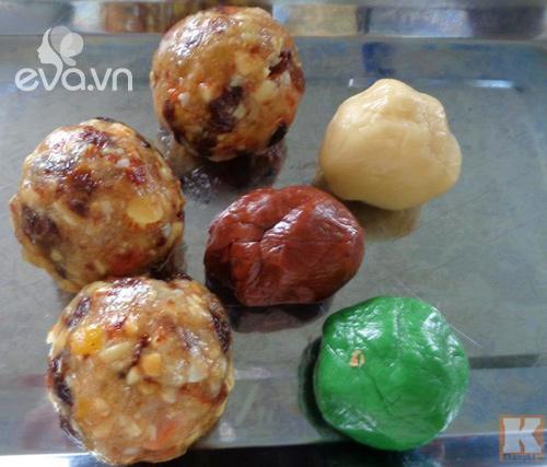 Bánh Trung thu nướng không đường cho người ít ăn ngọt-6
