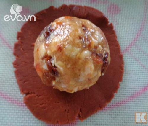 Bánh Trung thu nướng không đường cho người ít ăn ngọt-7