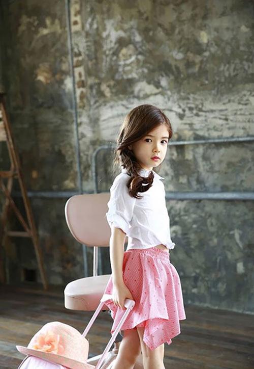 Những kiểu tóc đẹp ngày khai giảng cho bé gái các mẹ đừng quên-14