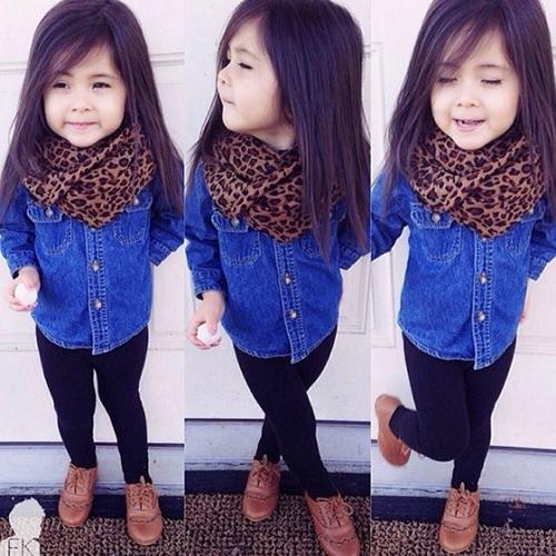 Những kiểu tóc đẹp ngày khai giảng cho bé gái các mẹ đừng quên-13