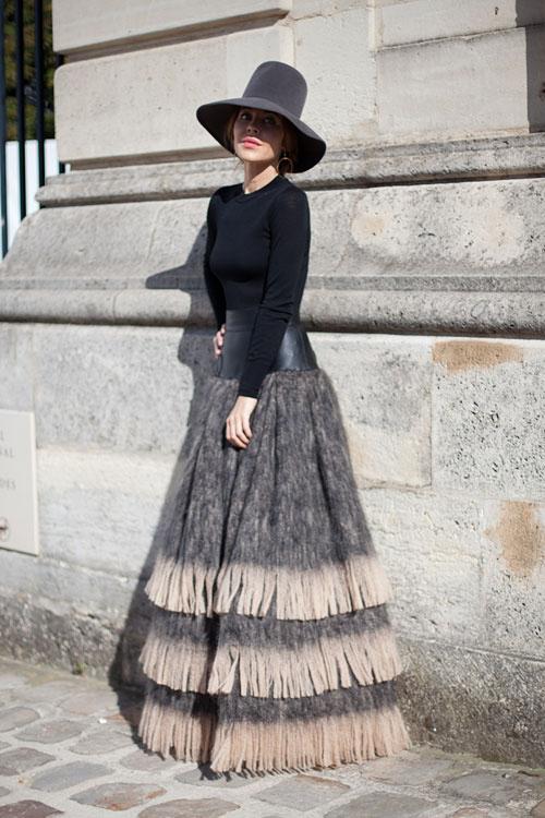 Phát ghen với thời trang cổ tích của vợ tỷ phú Nga-7