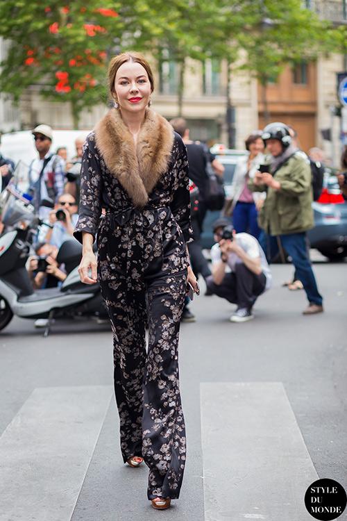 Phát ghen với thời trang cổ tích của vợ tỷ phú Nga-16