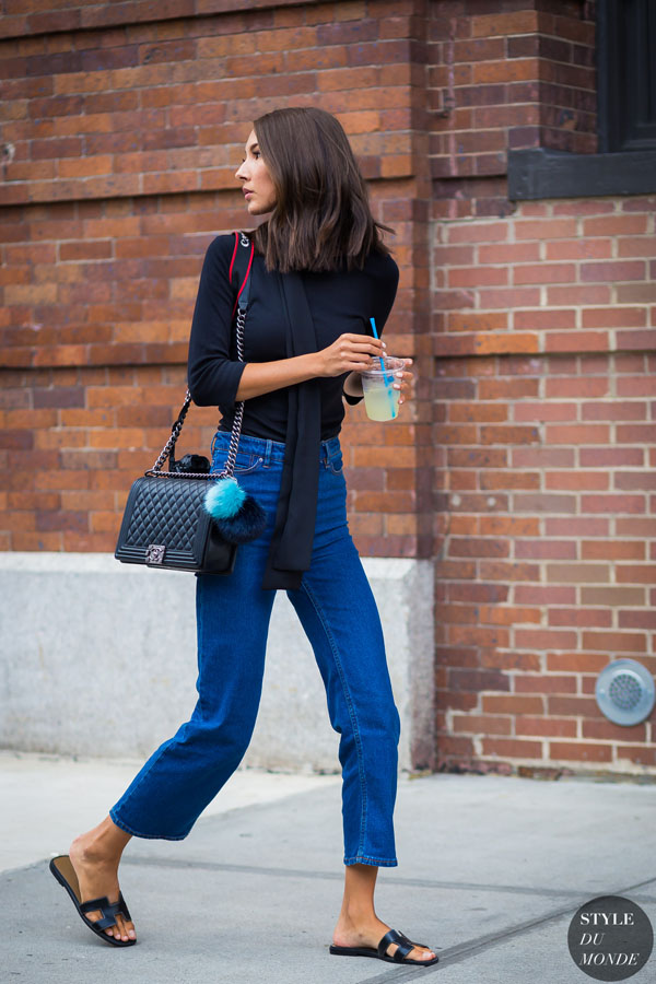 Mặc quần jeans như thế nào để đồ cũ vẫn đẹp, vẫn tôn dáng?-1