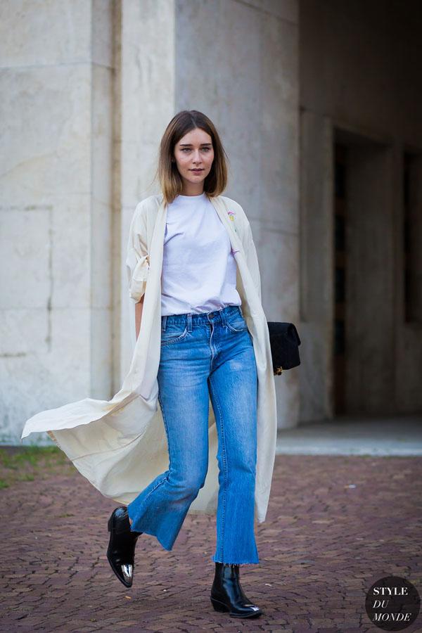 Mặc quần jeans như thế nào để đồ cũ vẫn đẹp, vẫn tôn dáng?-13