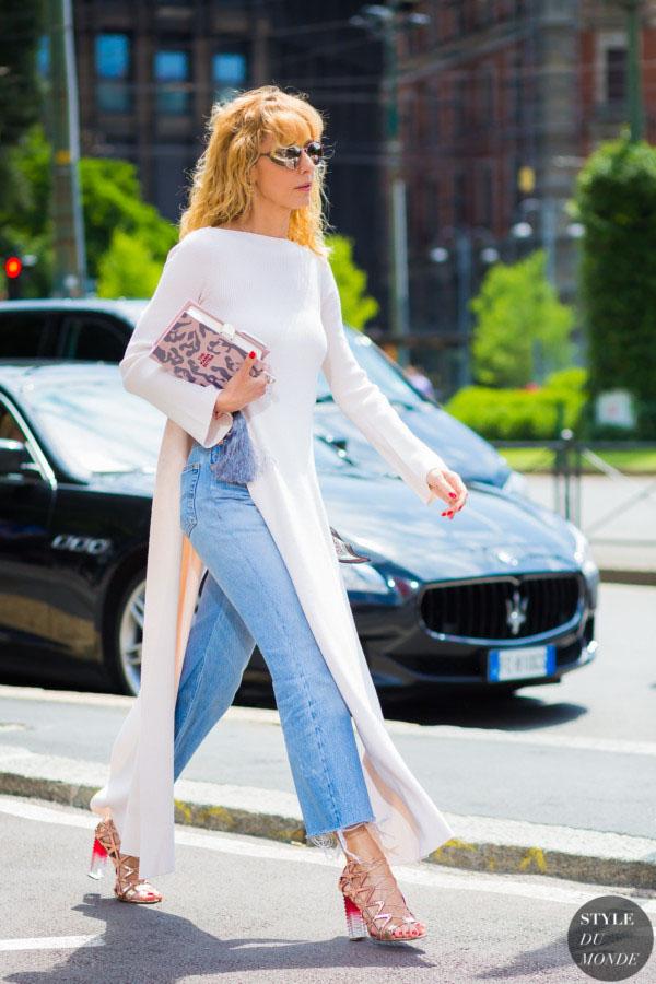 Mặc quần jeans như thế nào để đồ cũ vẫn đẹp, vẫn tôn dáng?-12