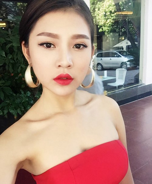 the face viet nam: chung huyen thanh bat ngo tiet lo dai gia chong lung - 3