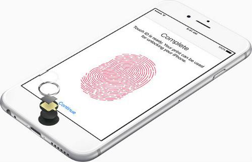 apple iphone trong tuong lai se co kha nang chong trom - 1
