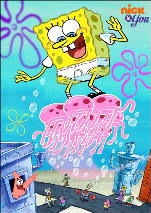 spongebob va patrick- 2 ngoi sao hoat hinh huyen thoai the gioi lan dau den viet nam - 5