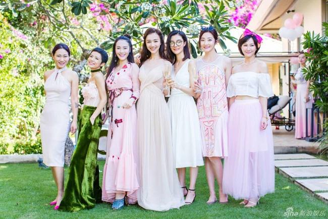 Cô dâu của F4 Chu Hiếu Thiên đẹp như thiên thần trong tiệc độc thân-11