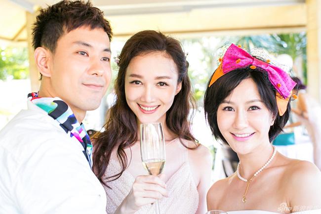 Cô dâu của F4 Chu Hiếu Thiên đẹp như thiên thần trong tiệc độc thân-13