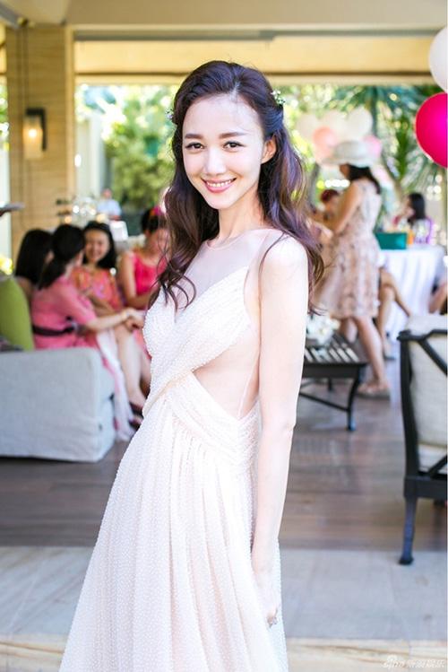 Cô dâu của F4 Chu Hiếu Thiên đẹp như thiên thần trong tiệc độc thân-7
