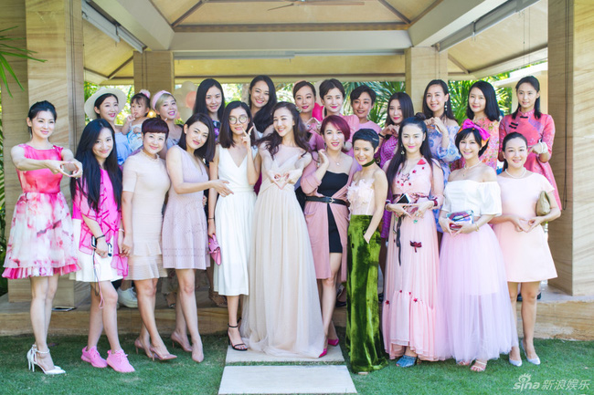Cô dâu của F4 Chu Hiếu Thiên đẹp như thiên thần trong tiệc độc thân-9