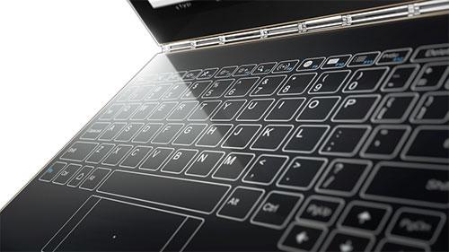 Lenovo Yoga Book, tablet 2 trong 1 bỏ túi độc nhất vô nhị-10