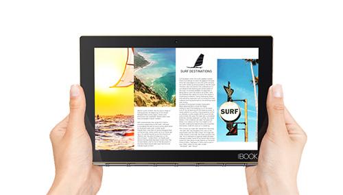 Lenovo Yoga Book, tablet 2 trong 1 bỏ túi độc nhất vô nhị-4