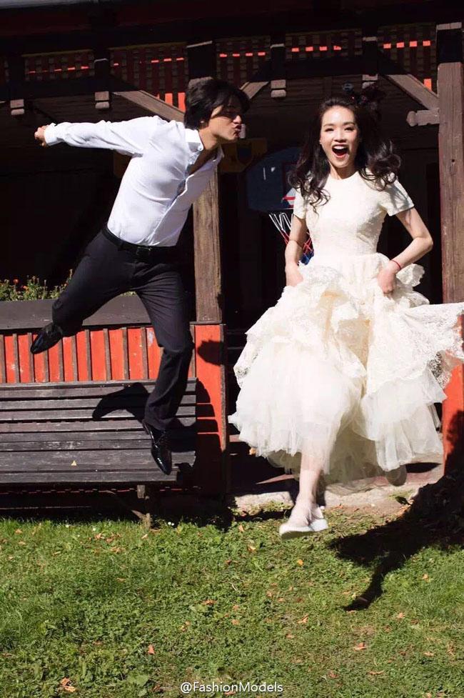 Sốc: Thư Kỳ bất ngờ tuyên bố đã kết hôn với Phùng Đức Luân