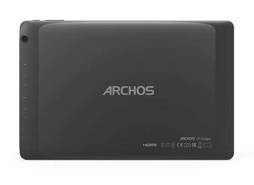 archos 133 oxygen: may tinh bang 13 inch gia re - 2