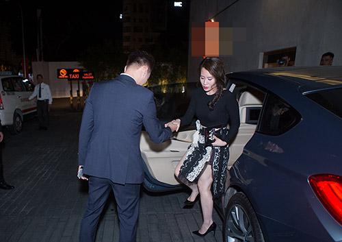 MC Thành Trung lần đầu dẫn bạn gái đi sự kiện-2