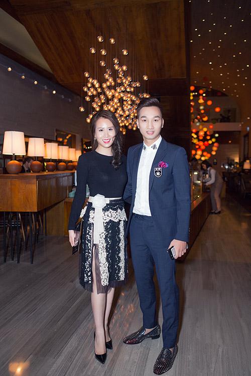 MC Thành Trung lần đầu dẫn bạn gái đi sự kiện-4
