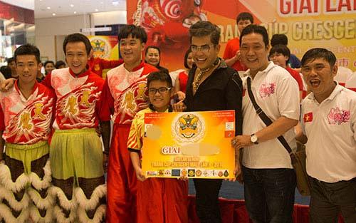 MC Thanh Bạch hào hứng với ngày hội Lân Sư Rồng dịp Trung thu-6