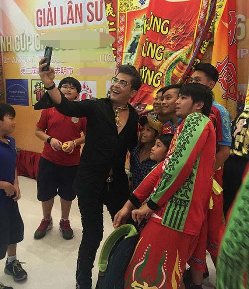 MC Thanh Bạch hào hứng với ngày hội Lân Sư Rồng dịp Trung thu-1