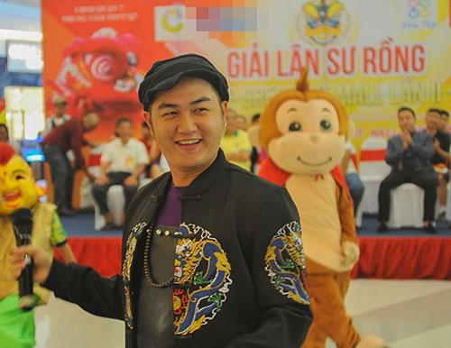 MC Thanh Bạch hào hứng với ngày hội Lân Sư Rồng dịp Trung thu-3
