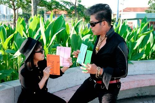 "thanh bach vo tu thay do giua chon dong nguoi, cung viet huong gay ""nao loan"" - 11"