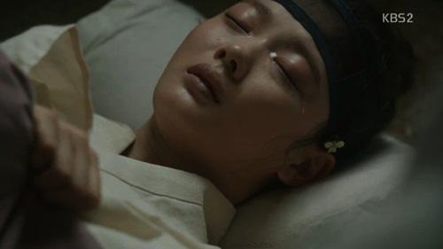 "may hoa anh trang tap 5: xuat hien ""tieu thu bach tuyet"" lan at kim yoo jung - 7"