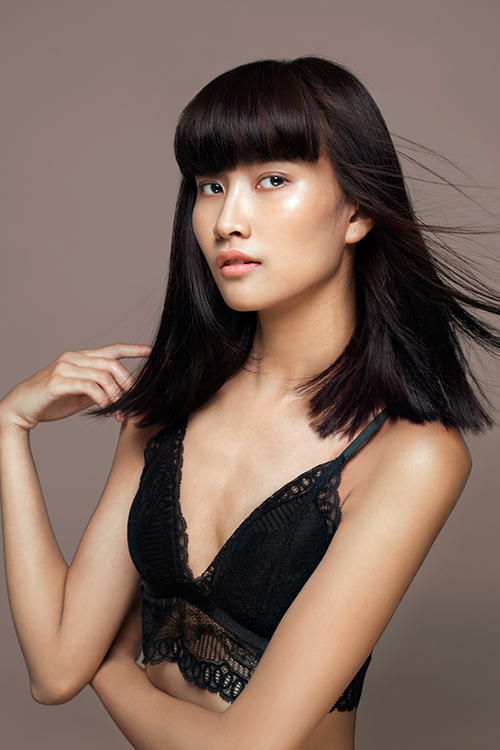 top 9 vietnam's next top model tung anh ban nude tao bao - 1
