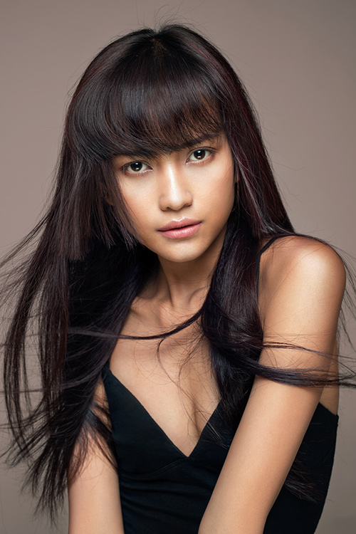 top 9 vietnam's next top model tung anh ban nude tao bao - 9
