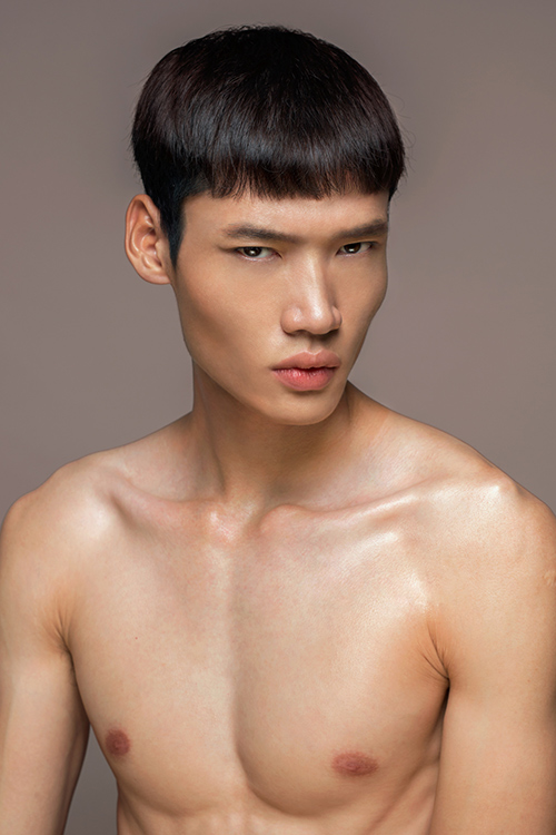 top 9 vietnam's next top model tung anh ban nude tao bao - 3