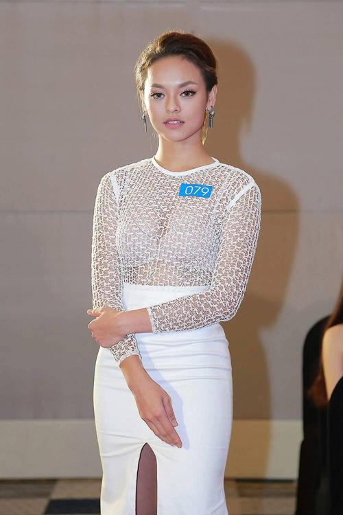 vietnam's next top model: 4 nguoi dep nay deu om mong ca hoa hau lan nguoi mau - 13
