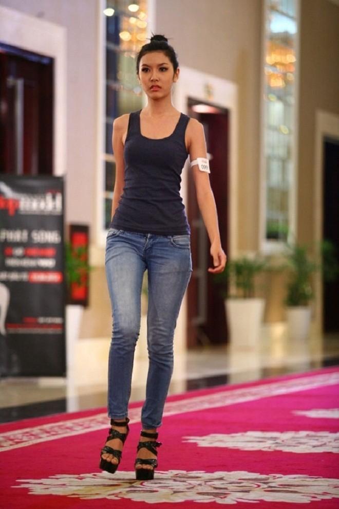 vietnam's next top model: 4 nguoi dep nay deu om mong ca hoa hau lan nguoi mau - 8